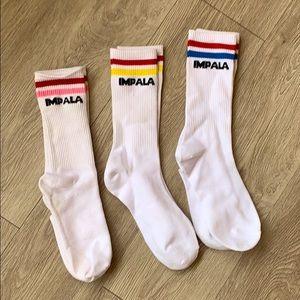 Impala Roller Skate Socks 